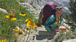 Sonya at Le Conte Canyon